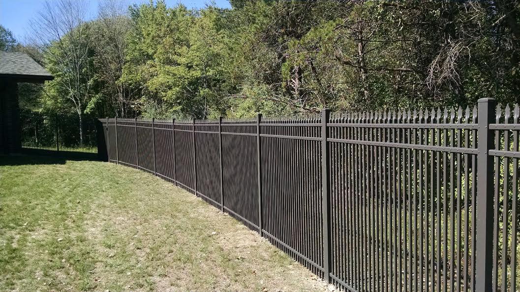 Uas spear top snyders custom fencing